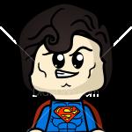 How to Draw Brick Superhero 1, Chibi