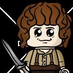 How to Draw Brick Hobbit, Chibi