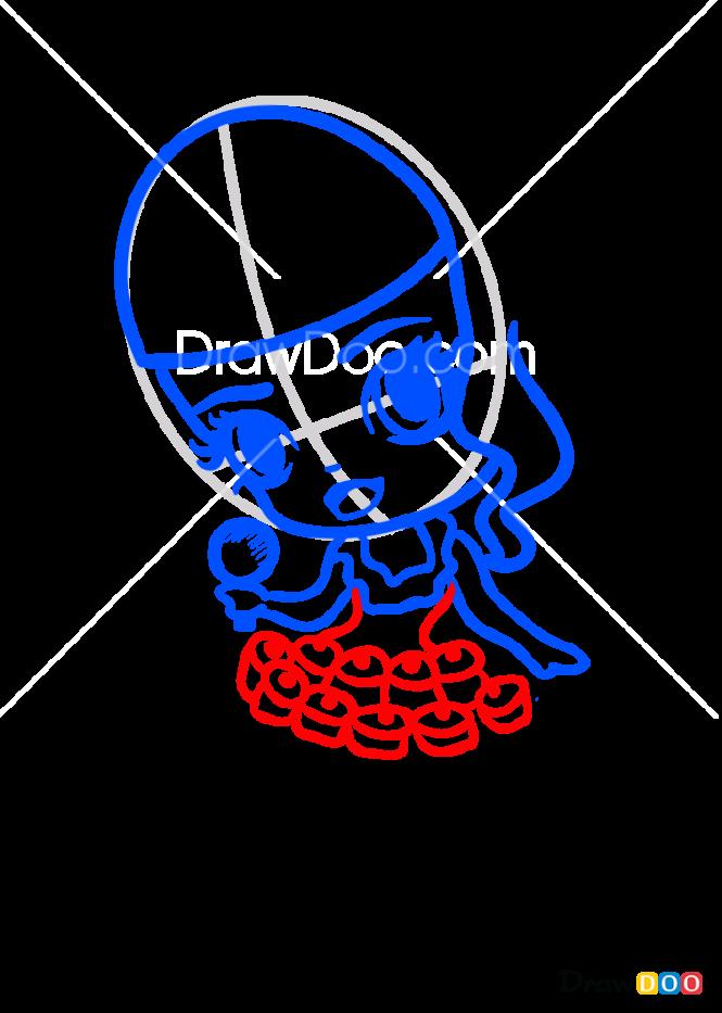 How to Draw Pop Star, Chibi