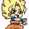 How to Draw Manga Superhero 3, Chibi