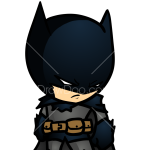 How to Draw Batman, Chibi Superheroes
