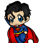 How to Draw Superman, Chibi Superheroes