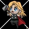 How to Draw Thor, Chibi Superheroes