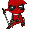 How to Draw Deadpool, Chibi Superheroes