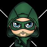How to Draw Green Arrow, Chibi Superheroes