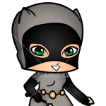 How to Draw Catwoman, Chibi Superheroes