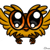 How to Draw Owl, Chibi
