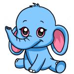 How to Draw Elephant, Chibi