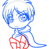 How to Draw Eren, Chibi