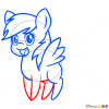 How to Draw Pony, Chibi