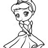 How to Draw Cinderella, Chibi