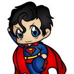 How to Draw Superman, Chibi