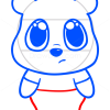 How to Draw Bear, Chibi
