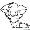 How to Draw Cat, Chibi