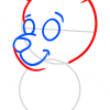 How to Draw Winnie the Pooh, Chibi
