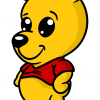 How to Draw Winnie the Pooh, Chibi