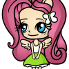 How to Draw Fluttershy, Chibi