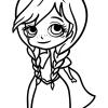 How to Draw Anna, Chibi