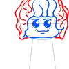 How to Draw Lego Bilbo, Chibi