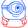 How to Draw Minion, Chibi