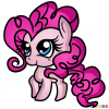 How to Draw Pinkie Pie, Chibi