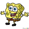 How to Draw Spongebob, Chibi