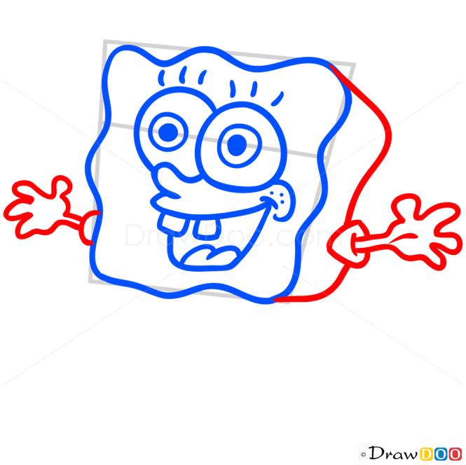 How to Draw Spongebob, Chibi