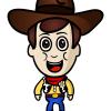 How to Draw Sheriff Woody, Chibi