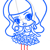How to Draw Katy Perry, Chibi