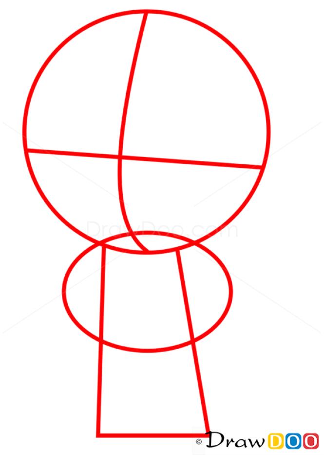 How to Draw Leo Dicaprio, Chibi