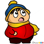 How to Draw Cartman, Chibi