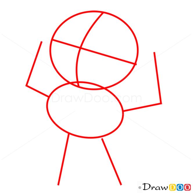 How to Draw Hulk, Chibi