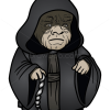How to Draw Emperor, Chibi Star Wars