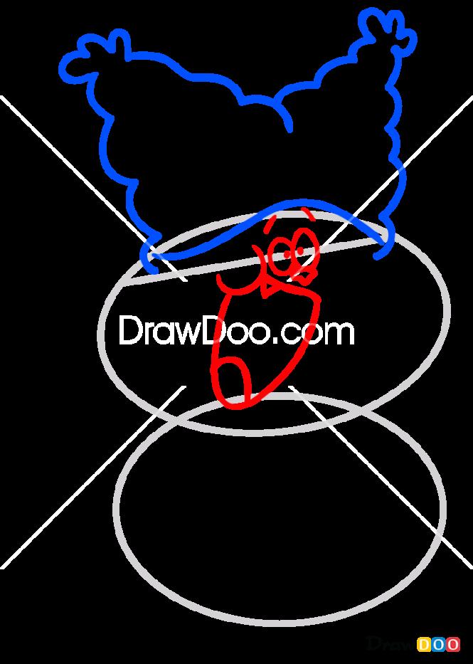 How to Draw Chowder, Chowder