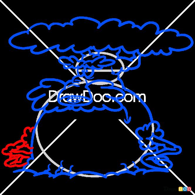 How to Draw Arbor, Chowder