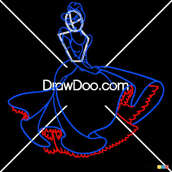 How to Draw Cinderella, Cinderella