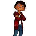 How to Draw Miguel Rivera, Coco