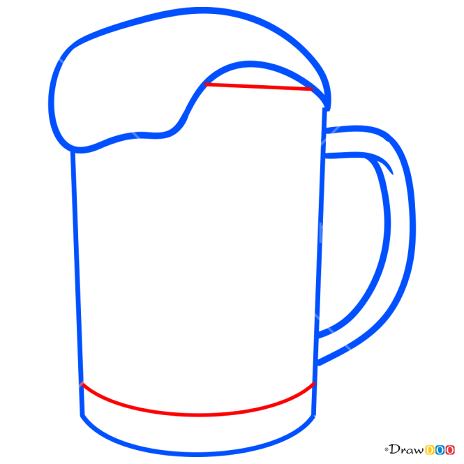 How to Draw Beer, Coctails