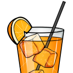 How to Draw Tequila Sunrise, Coctails