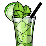 How to Draw Mojito, Coctails