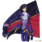 How to Draw Lelouch, Code Geass