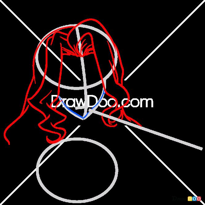 How to Draw Rachshta Chawla, Code Geass