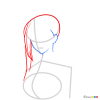 How to Draw Viletta Nu, Code Geass