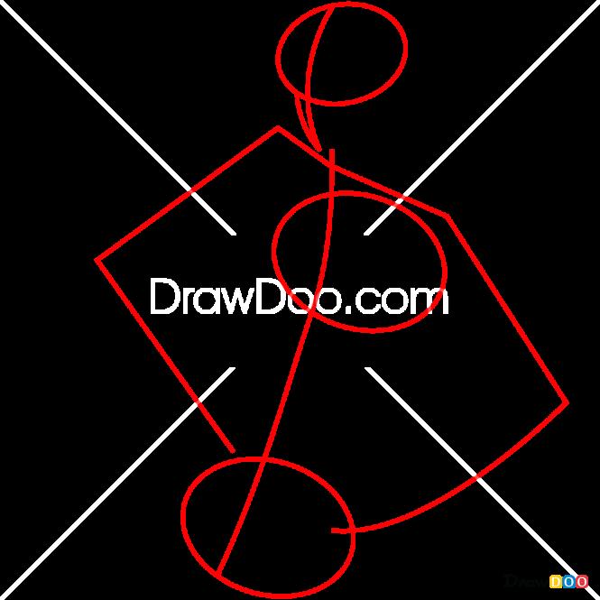 How to Draw Xingke Li, Code Geass