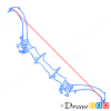 How to Draw Bow, Cold Arms