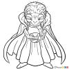How to Draw Babidi, Dragon Ball Z