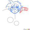 How to Draw Gohan, Dragon Ball Z