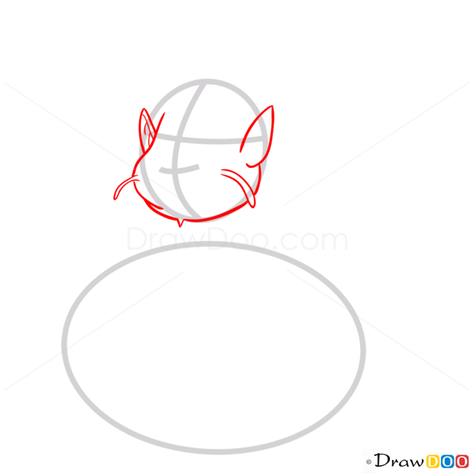 How to Draw King Kai, Dragon Ball Z