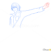How to Draw Yagami Kira, Death Note