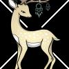 How to Draw Fantastic Deer, Deer